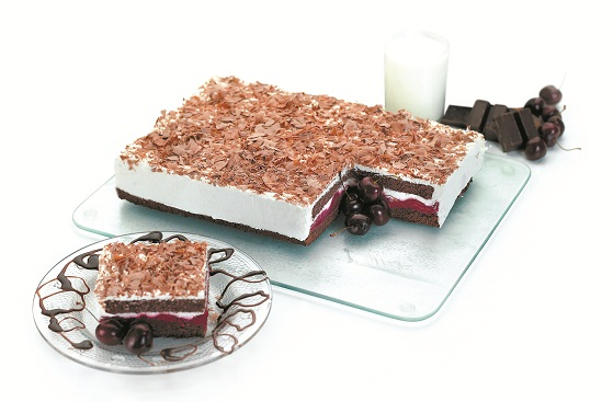 BLACK FOREST SHEET NO SUGAR ADDED