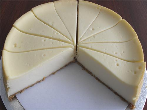 New York Cheese Banquet Cake
