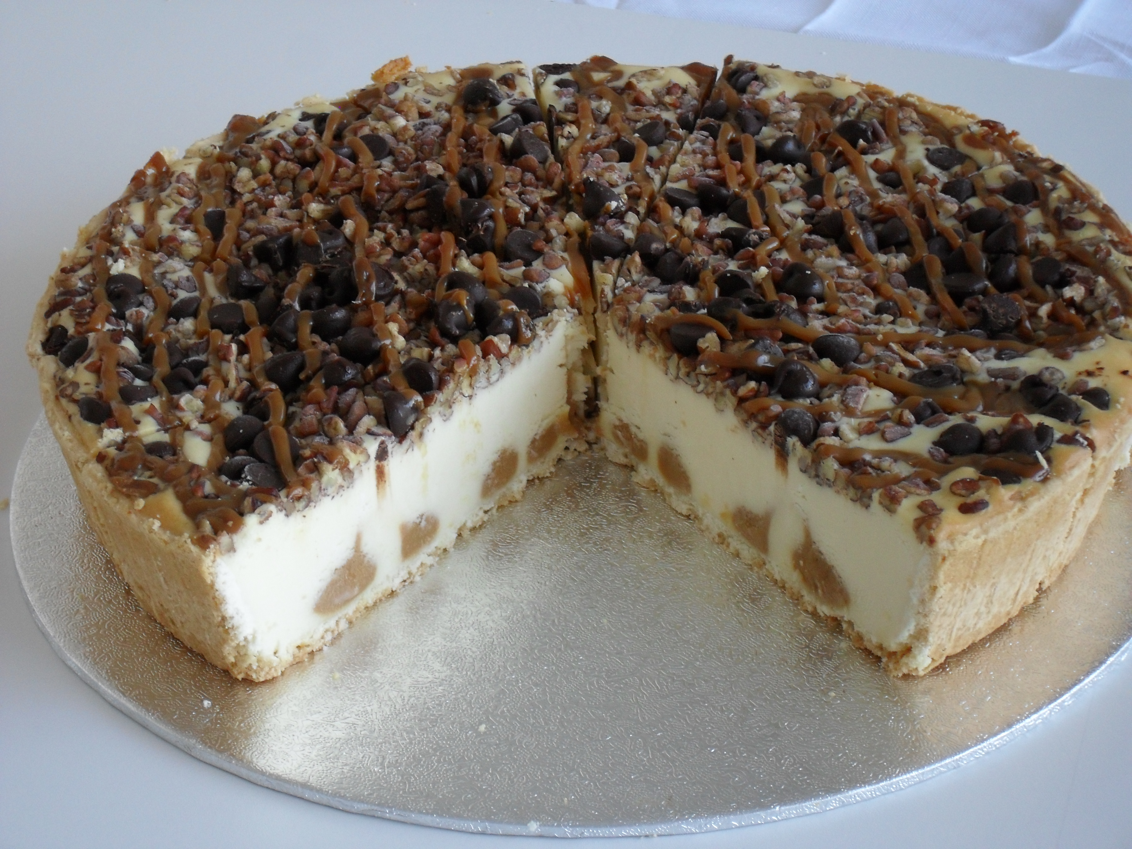 Turtle Cheese Cake