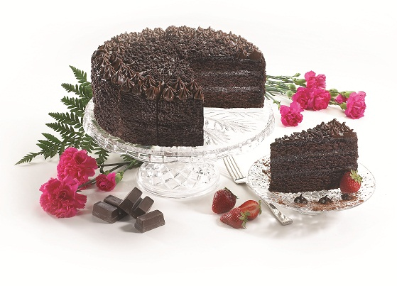 Chocolate Devotion Cake
